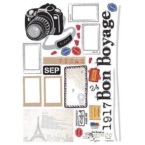 Easy Instant Decoration Wall Sticker Decal - Vintage European Travel Picture Frames by Hyundae Sheet, http://www.amazon.com/dp/B0030H27N8/ref=cm_sw_r_pi_dp_XDfgqb1VFECHY