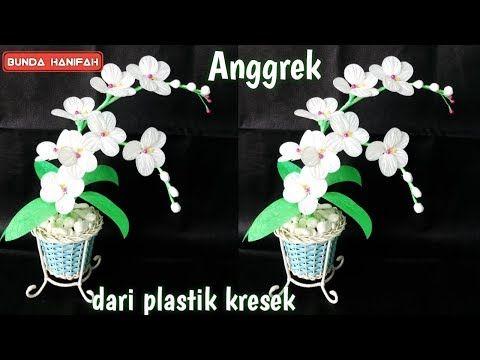 Kerajinan Tangan Bunga Dari Sedotan Plastik Ide Kreatif