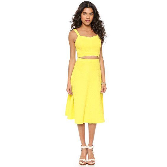 Joa Jenny'S Skirt - Yellow
