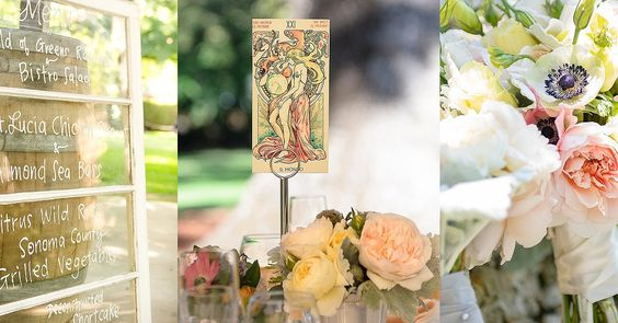 A Wine Country Wedding Filled With Pin-Worthy Details
