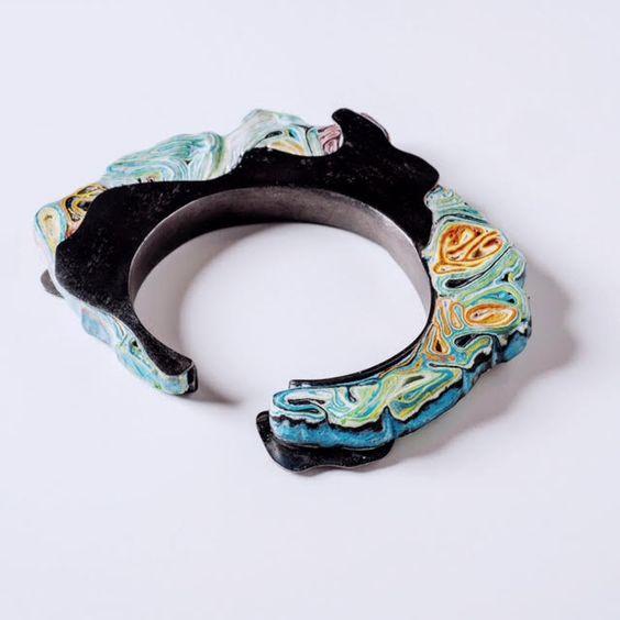 Yiota Vogli -  bracelet