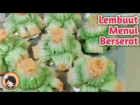 Resep Bikang Mawar Carabikang Yg Lembut Menul Dan Berserat Youtube Ide Makanan Kue Resep