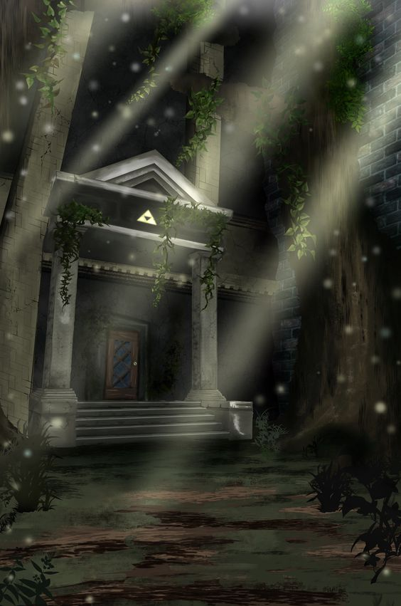 Forest Temple Ocarina of Time