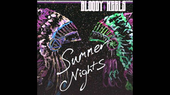 04 - Bloody Heels - Shot To Thrill