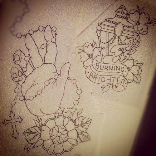 Traditional tattoo tumblr arte pinterest flower for Traditional tattoos tumblr