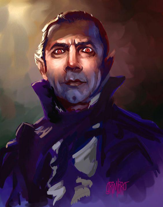 13 Nights 2009 Dracula by Grimbro.deviantart.com on @DeviantArt