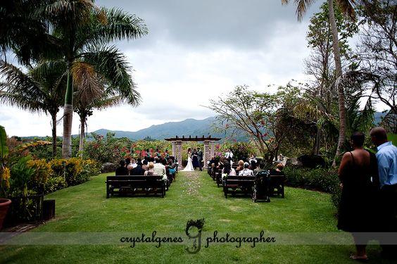 Beautiful wedding venue in puerto rico rainforest for Wedding venues in puerto rico