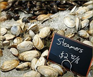 .: Steamers Clams, Clams Quaghogs, Seafood Steamers, Steamer Clams, Fried Visitrhodeisland, Clams Visitrhodeisland, Island Seafood, Clams Scenesofnewengland