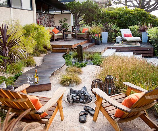 Small yard small garden landscaping ideas furniture for Open yard landscaping ideas
