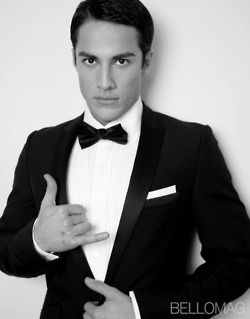 There is nothing classier than a black tux and bow tie!!!