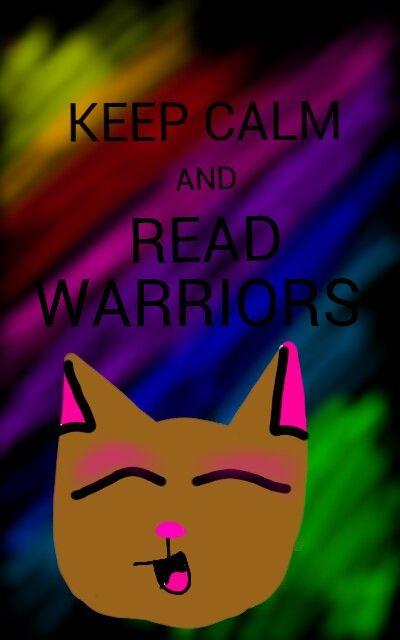 I love warriors by Anna Duncan