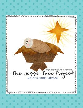 Advent, Trees and The birth of christ on Pinterest