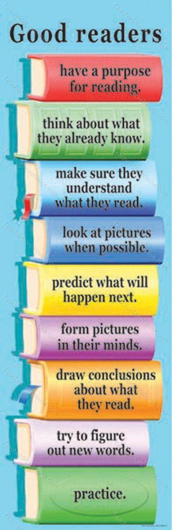 Good readers: