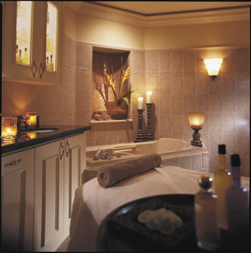 THE RITZ-CARLTON KEY BISCAYNE, MIAMI  Escape to a spa on Key Biscayne where the soothing, ever-present rhythm of the ocean inspires renewal. A destination within itself, The Ritz-Carlton Key Biscayne spa was named one of the best spas in North America by Condé Nast Traveler. Features include 21 treatment rooms, a Wellness Center, state-of-the-art fitness center and full-service salon – offering everything from massages and facials to Key Biscayne spa packages.