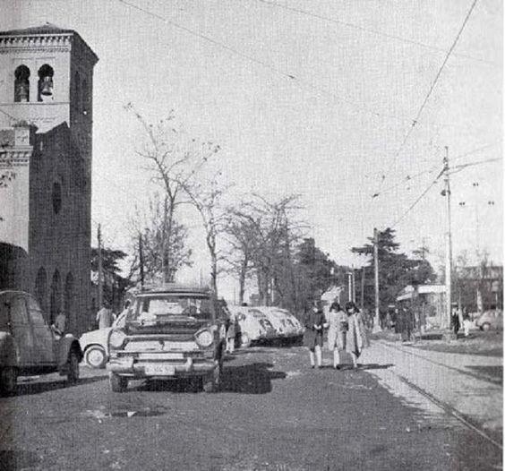 Arturo Soria, Cruz Caídos años 69-70