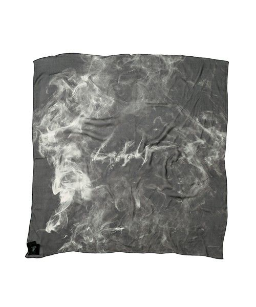 discord(ディスコード)のSmoke Scarf スモーク スカーフ(ストール/スヌード)|ブラック