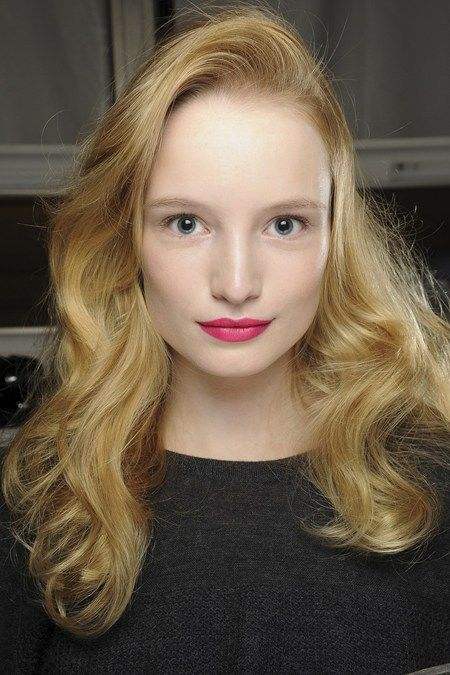 Long Hairstyle Trends, Tips & Looks 2015 (Glamour.com UK)