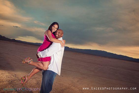 Las Vegas Wedding Photographers, Las Vegas Event Photographers, Exceed Photography, Dry Lake Photos, Engagement Photos Idea