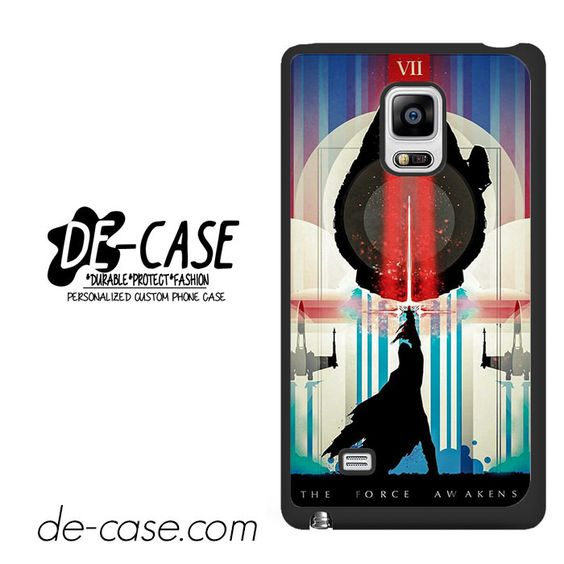 Star Wars Force Awakens DEAL-10009 Samsung Phonecase Cover For Samsung Galaxy Note Edge