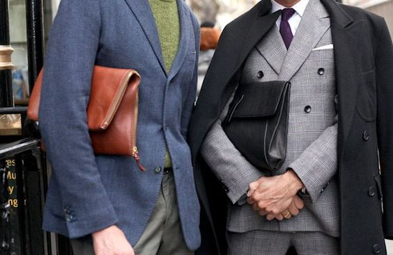 London Collections Men Street Style statement accessories | Global Blue