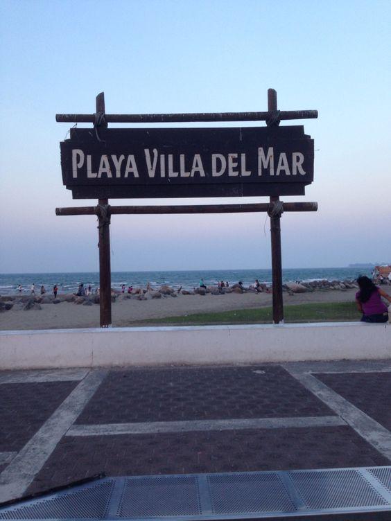 Playa Villa del Mar-Veracruz