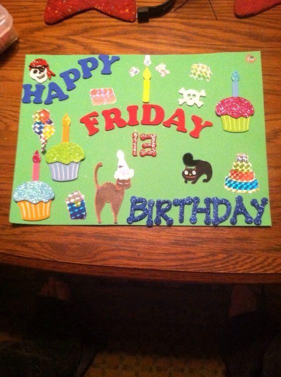 Big card for my nephew