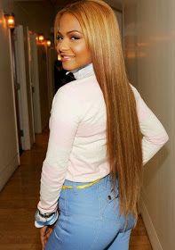 Wondrous Christina Milian Honey Blonde Hair And Rebecca Romijn On Pinterest Hairstyles For Women Draintrainus