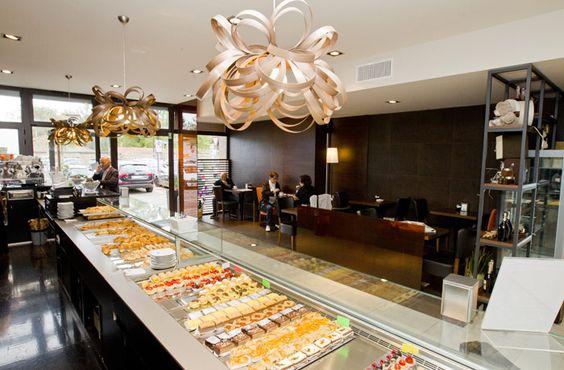 Pastry shop Interior Design - Marchi - Italian Interior Design and Furniture for Hotel, Restaurant, Coffe shop, Boutique, Contract