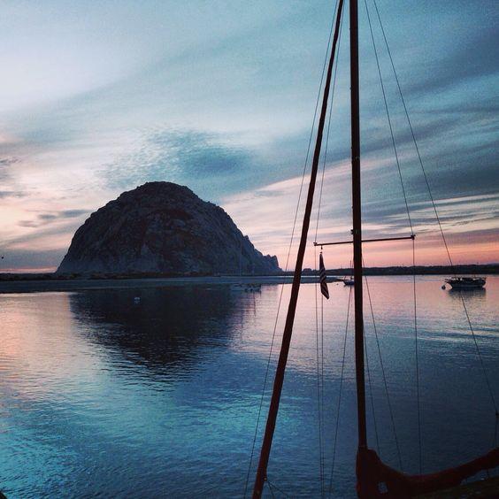 Morro Bay Blues by Donnetta