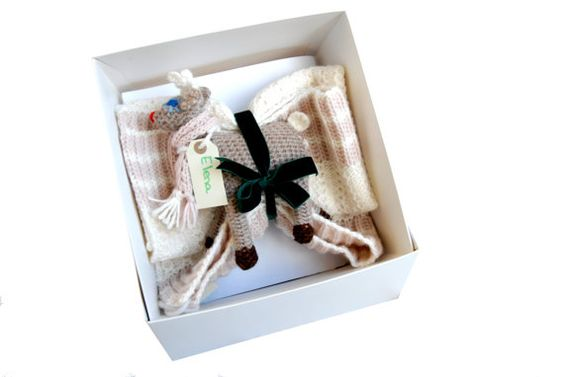 PUPPY REINDEER ELENA and her little blanket di ZOODILANA su Etsy, €91,00