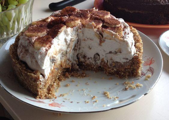 Banoffee Pie (veganistisch+rauw+glutenvrij+suikervrij=lekker!)Op veler verzoek deel ik het fantastische recept van Solveig Berg Vollan van heb de tekst vertaald, er enkele tips aan toegevoegd en er…