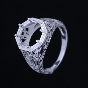 10mm+rnd+signet+setting   10MM-ROUND-SEMI-MOUNT-ENGAGEMENT-RING-SETTING-SILVER-WRAPPED-IN-WHITE ...