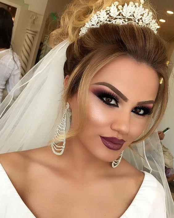 Maquiagem noiva inspiração