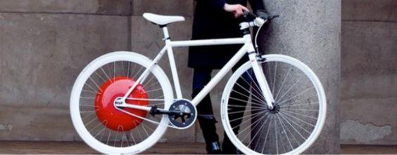 Genial...!!!  el-invento-que-cambiara-tu-bici-para-siempre --- Se llama la rueda de Copenhague, y almacena la energía que ya utiliza, y lo guarda para cuando usted más lo necesita. Hills se aplasten, y usted ya no tendrá que expulsar a un montón de energía para desplazarse. ¿Sientes curiosidad? Vea el video para más información. Es un dispositivo muy simple, usted se sorprenderá de lo que logra. Sólo podría cambiar el mundo de la bicicleta (y de nuestro planeta) para siempre.