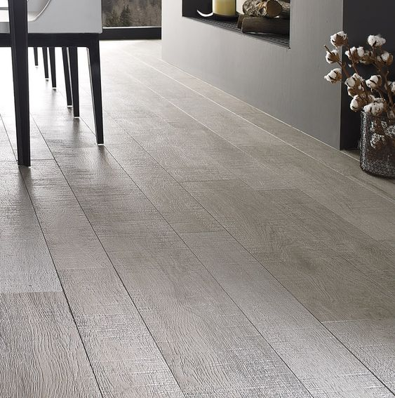 Oxford Acero New Wood Effect Floor And Wall Tile By