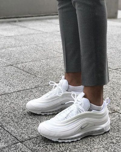 Fashion Girl Outfits - Nike Air Max 97 Sneakers | Sneakers ...