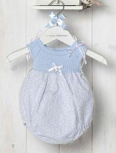 vestidos de primavera para bebita con moldes - Buscar con Google