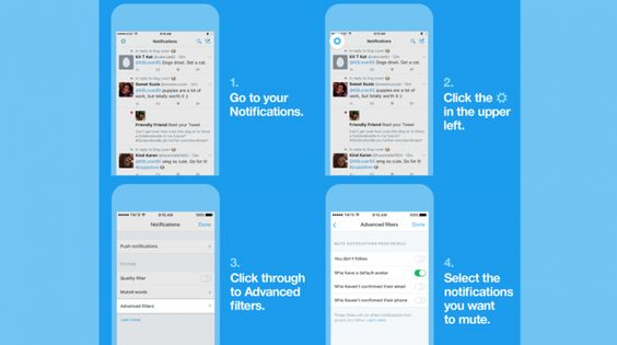 New Twitter Mute Feature Empowers Users Against Trolls / smallbiztrends.com