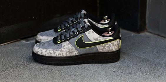 Bespoke Nike Air Force 1 Andre Iguodala x Marcus Troy | Sneaker Pimp |  Pinterest | Nike air force, Troy and Bespoke