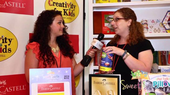 Creativity Cans from Creativity for Kids at Sweet Suite 14