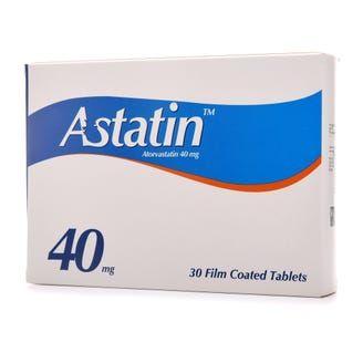 أستاتين أقراص Astatin Tablets لخفض مستوى الكوليسترول فى الدم Personal Care Healthy Life Life
