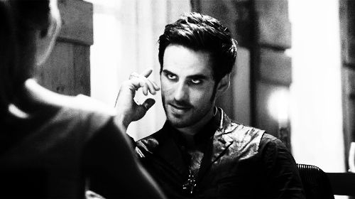 """""""Why, love? You a bit worried you'll find me even more irresistible after a few libitations."""" Hook - 4*4 """"The Apprentice."""" #CaptainSwan"""