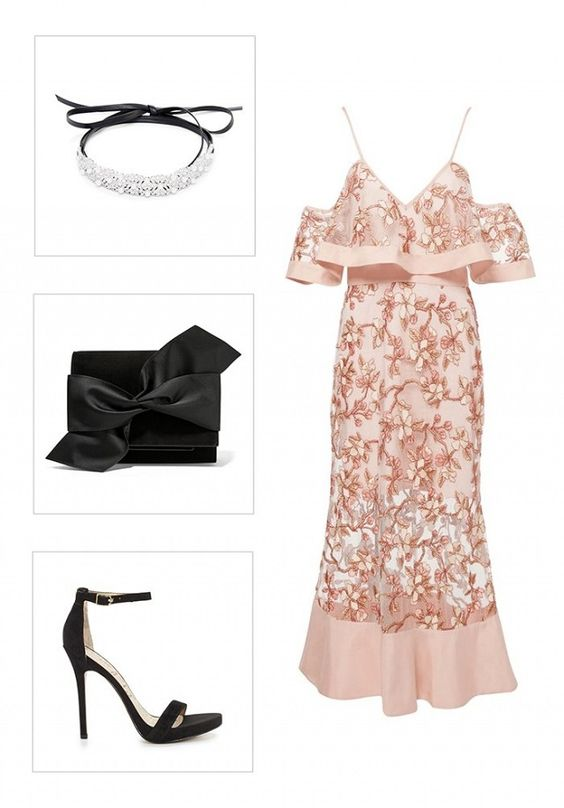 Black-Tie Wedding: