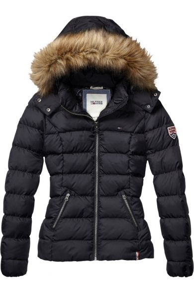 tommy hilfiger martina down jacket my wardrobe. Black Bedroom Furniture Sets. Home Design Ideas