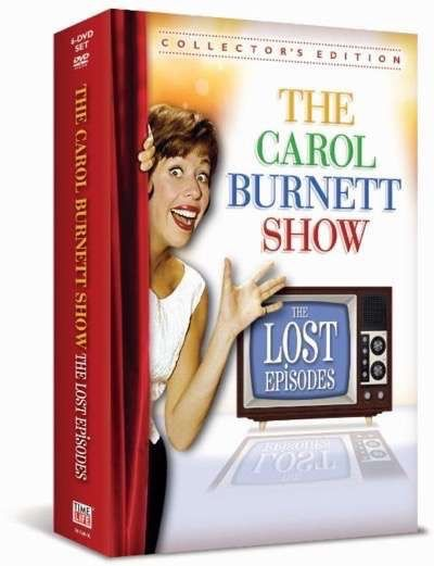 "Carol Burnett is a television legend, and I have to tell you, I'm a huge fan. She ushered in the age of sketch comedy. Who can forget the classic ""family"""