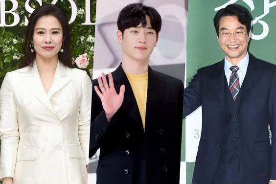 Kim Hyun Joo In Talks For New Drama With Seo Kang Joon And Han Suk Kyu