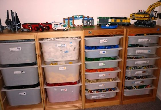 40 Awesome Lego Storage Ideas Diy Living Room Awesome