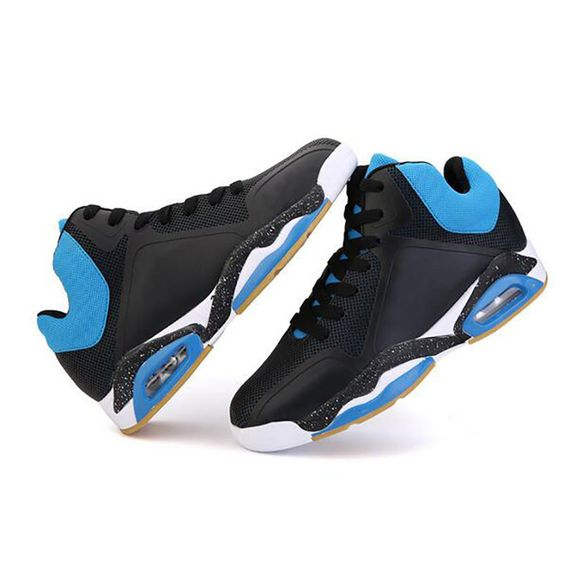 Basketball Shoes & Cushioning Sneakers Men's Footware - Breathable and Comfortable on Hard Court