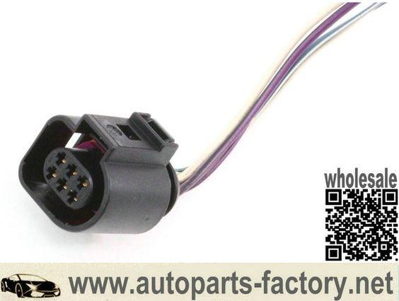 Throttle Body Pigtail Wiring Plug Audi Tt Vw Jetta Golf Mk4 Beetle 1j0973713 Audi Tt Vw Jetta Audi