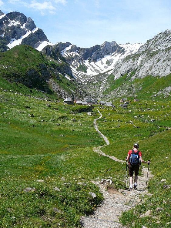 Meglisalp, Appenzell
